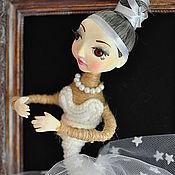 """Куклы и игрушки ручной работы. Ярмарка Мастеров - ручная работа Кукла """"Пуанточка"""". Handmade."""