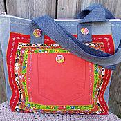 Сумки и аксессуары handmade. Livemaster - original item Convenient bag. Handmade.