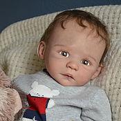 Куклы и игрушки ручной работы. Ярмарка Мастеров - ручная работа Кукла реборн - Moira. Handmade.