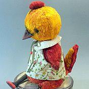 Куклы и игрушки ручной работы. Ярмарка Мастеров - ручная работа Петушок Гоша. Handmade.