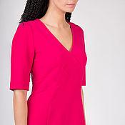 Одежда handmade. Livemaster - original item Dress color Fuchsia. Handmade.