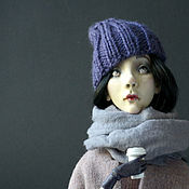 Dolls handmade. Livemaster - original item