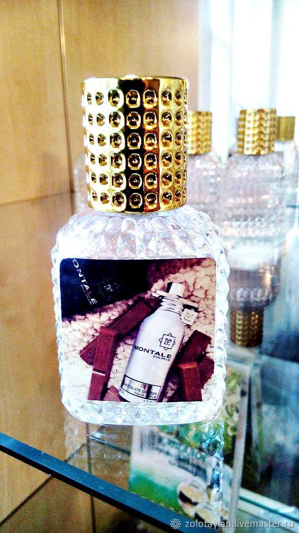 Шоколадный Греди/ Очень стойкий парфюм ручной работы, Духи, Екатеринбург,  Фото №1