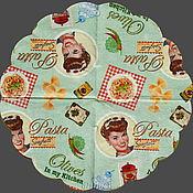 Материалы для творчества handmade. Livemaster - original item 13pcs napkins for decoupage vintage American pin up cafe bar print. Handmade.