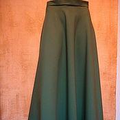Одежда handmade. Livemaster - original item The floor-length skirt solid. Handmade.