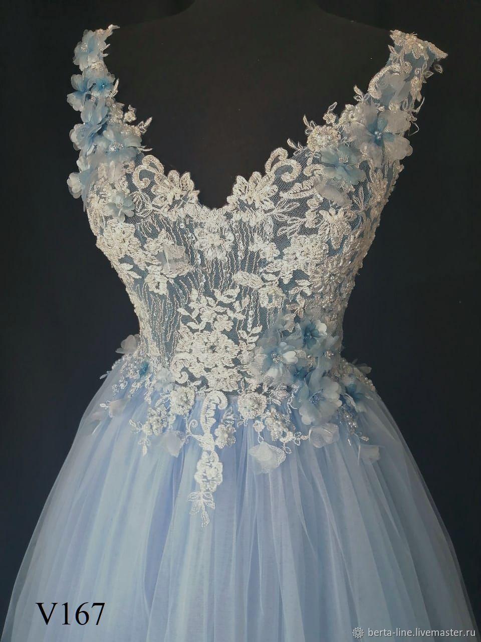 Платье на выпускной V167, Платья, Москва,  Фото №1