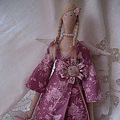 Куклы и игрушки ручной работы. Ярмарка Мастеров - ручная работа Тильда Домашний ангел Россо. Handmade.