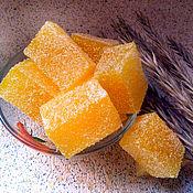 Косметика ручной работы. Ярмарка Мастеров - ручная работа Сахарный скраб лимонный. Handmade.