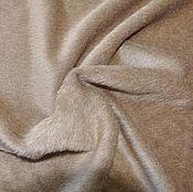 Материалы для творчества ручной работы. Ярмарка Мастеров - ручная работа Ткань 474 шикарная итальянская шкурка. Handmade.