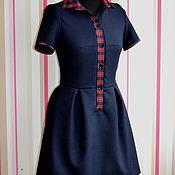 Одежда ручной работы. Ярмарка Мастеров - ручная работа утонченная шотландия. Handmade.