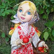Куклы и игрушки ручной работы. Ярмарка Мастеров - ручная работа Яблочки наливные. Handmade.