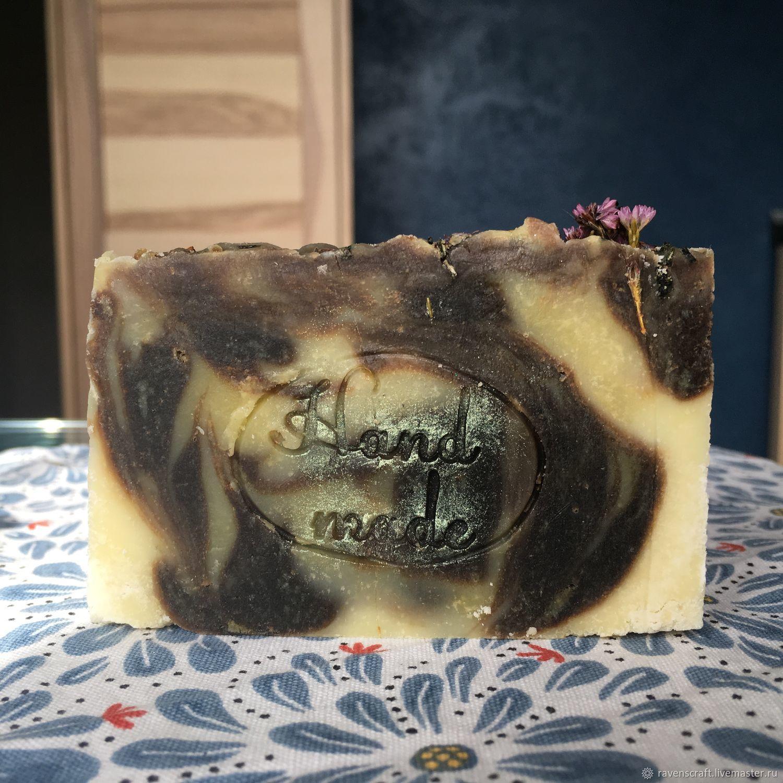 Мыло «Тёплые объятия» производства мастерской Raven`s Craft