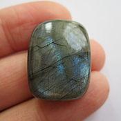 Материалы для творчества handmade. Livemaster - original item Labradorite. Cabochon №89. Handmade.