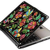 Дизайн и реклама ручной работы. Ярмарка Мастеров - ручная работа Ноутбук. Handmade.