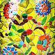 """Свечи ручной работы. Ярмарка Мастеров - ручная работа. Купить Ароматическая свеча """"Китайский витраж"""". Handmade. Лимонный, экологичный, Витраж"""
