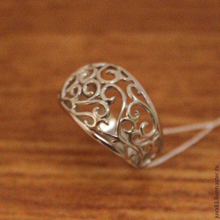 Кольца ручной работы. Ярмарка Мастеров - ручная работа. Купить Серебряное кольцо Ореанда, серебро 925. Handmade. Серебро, серебряный