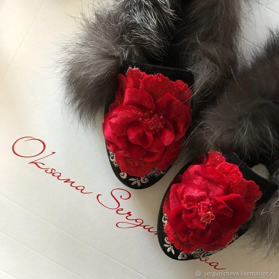 """Слиперы""""Icy Rose""""в стиле DG, Обувь, Санкт-Петербург, Фото №1"""