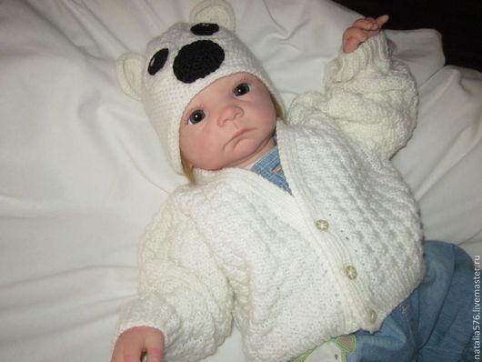 Куклы-младенцы и reborn ручной работы. Ярмарка Мастеров - ручная работа. Купить Кукла реборн Вивьен Э.Воснюк. Handmade.