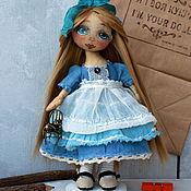 Куклы и игрушки ручной работы. Ярмарка Мастеров - ручная работа Моя АЛИСА:). Handmade.