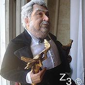 Подарки к праздникам ручной работы. Ярмарка Мастеров - ручная работа Ю. Гусман (портретная кукла-скульптура). Handmade.