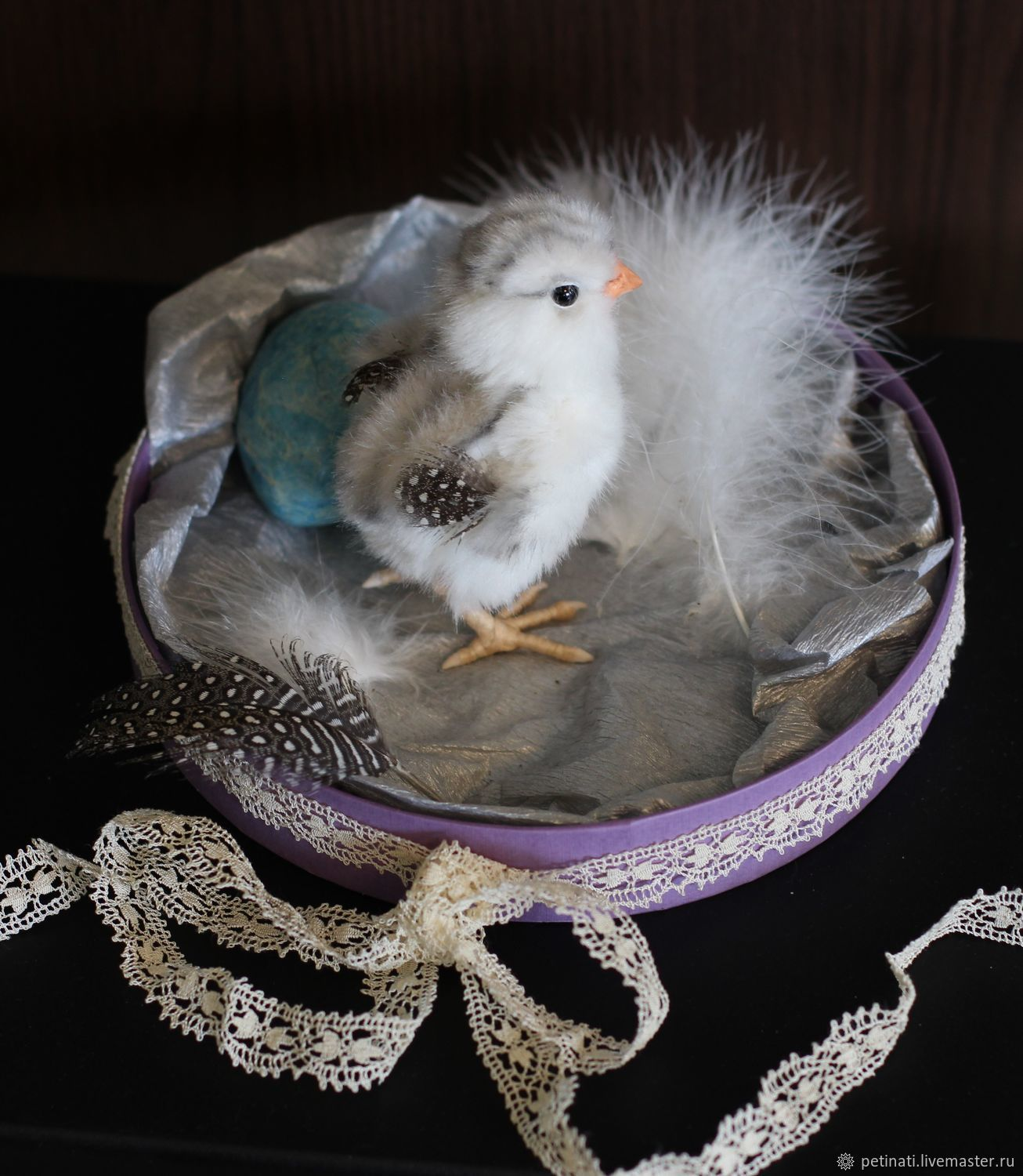 Chicken Guinea Fowl, Teddy Toys, Moscow,  Фото №1