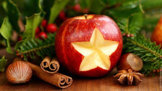 Яблоки с корицей, отдушка 10мл США