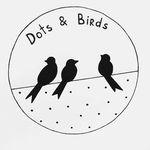 Dots & Birds - Ярмарка Мастеров - ручная работа, handmade