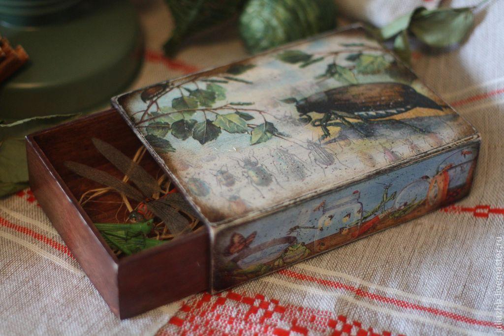 Time beetles (box), Storage Box, Sergiev Posad,  Фото №1