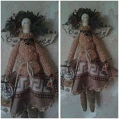 Куклы и игрушки ручной работы. Ярмарка Мастеров - ручная работа Кофейная фея Мила. Handmade.