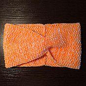 Аксессуары ручной работы. Ярмарка Мастеров - ручная работа Весенняя повязка на голову. Handmade.