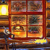 Материалы для творчества ручной работы. Ярмарка Мастеров - ручная работа 6 видов Рисовая декупажная карта НГ - 139,140,141,142,143,144. Handmade.