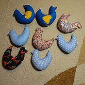 Куклы и игрушки ручной работы. Ярмарка Мастеров - ручная работа Заготовки курочек. Handmade.