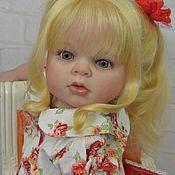 Куклы Reborn ручной работы. Ярмарка Мастеров - ручная работа Кукла реборн Кирочка из молда Арианна от Ревы Шик. Handmade.