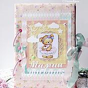 Канцелярские товары ручной работы. Ярмарка Мастеров - ручная работа Мамин дневник. Handmade.