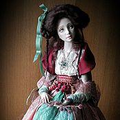 """Куклы и игрушки ручной работы. Ярмарка Мастеров - ручная работа """"Ая"""" художественная авторская кукла с огромной скидкой!. Handmade."""