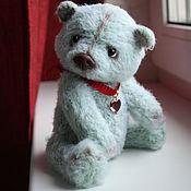 """Куклы и игрушки ручной работы. Ярмарка Мастеров - ручная работа Вязаный медвежонок """"Марк"""". Handmade."""