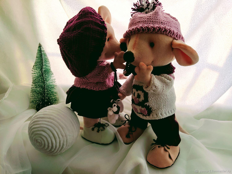 Очаровательные мышата, Куклы и пупсы, Березники,  Фото №1