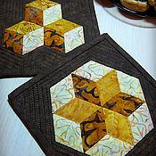 """Для дома и интерьера ручной работы. Ярмарка Мастеров - ручная работа """"Геометрия"""". Handmade."""