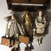 Tilda Dolls handmade. Livemaster - original item Tildochki. Handmade.