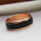 Деревянное кольцо DZ003