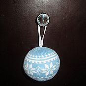 Подарки к праздникам ручной работы. Ярмарка Мастеров - ручная работа Вязаные шары. Handmade.