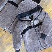Одежда детская handmade. Livemaster - original item Children`s fur coats made of natural fur. Handmade.