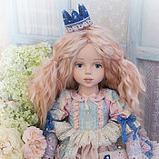 Куклы и игрушки handmade. Livemaster - original item Vasilisa. Textile collectible dolls. Handmade.