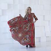 Одежда handmade. Livemaster - original item Dress elegant prom dress long to the floor,