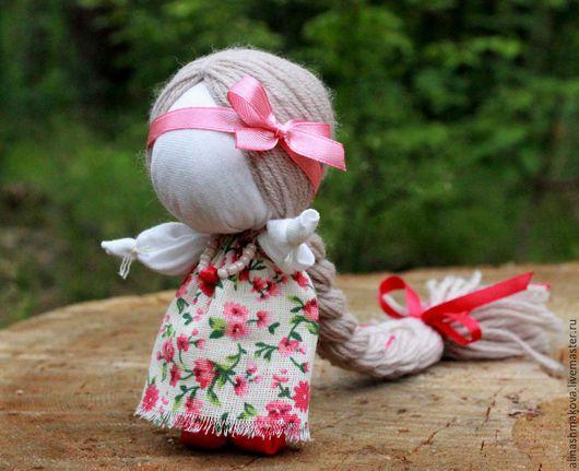 """Народные куклы ручной работы. Ярмарка Мастеров - ручная работа. Купить кукла-оберег """"Долюшка"""". Handmade. Народные куклы, долюшка"""
