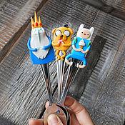 Spoons handmade. Livemaster - original item Teaspoons of