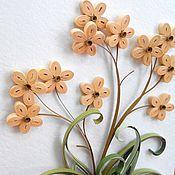 Открытки ручной работы. Ярмарка Мастеров - ручная работа Фантазийные цветы. Handmade.