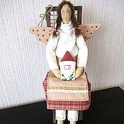 Куклы и игрушки ручной работы. Ярмарка Мастеров - ручная работа Феечка домашнего уюта 2. Handmade.