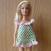 Куклы и игрушки ручной работы. Ярмарка Мастеров - ручная работа Летняя пижамка. Handmade.