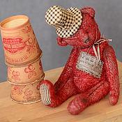Куклы и игрушки ручной работы. Ярмарка Мастеров - ручная работа Мишка тедди из мохера 30 см.. Handmade.